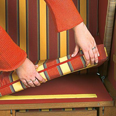 coussin de siège (épaisseur 6cm)